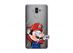 Coque Huawei Mate 9 Mario Impact