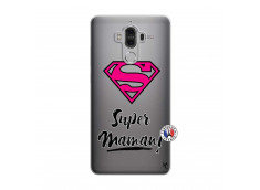 Coque Huawei Mate 9 Super Maman