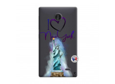 Coque Microsoft Nokia X I Love New York