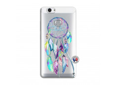 Coque Huawei Nova Blue Painted Dreamcatcher