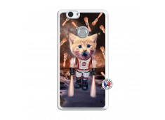 Coque Huawei Nova Cat Nasa Translu