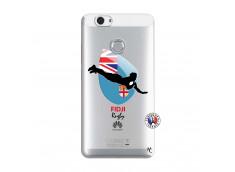 Coque Huawei Nova Coupe du Monde Rugby Fidji