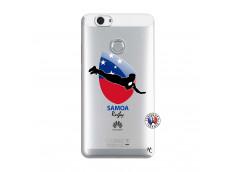 Coque Huawei Nova Coupe du Monde Rugby-Samoa