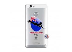 Coque Huawei Nova Coupe du Monde Rugby- Nouvelle Zélande