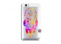 Coque Huawei Nova Dreamcatcher Rainbow Feathers