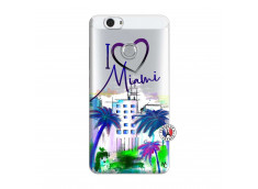 Coque Huawei Nova I Love Miami