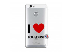 Coque Huawei Nova I Love Toulouse