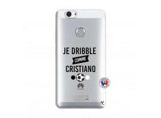 Coque Huawei Nova Je Dribble Comme Cristiano