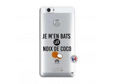 Coque Huawei Nova Je m'en bats Les Noix De Coco