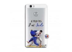 Coque Huawei Nova Je peux pas j'ai Judo