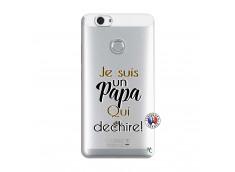 Coque Huawei Nova Je Suis Un Papa Qui Dechire