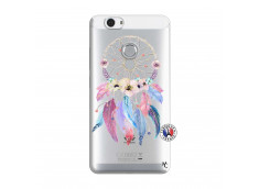 Coque Huawei Nova Multicolor Watercolor Floral Dreamcatcher