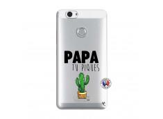 Coque Huawei Nova Papa Tu Piques