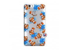 Coque Huawei Nova Poisson Clown