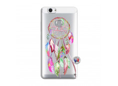 Coque Huawei Nova Pink Painted Dreamcatcher