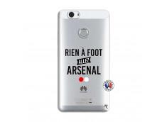 Coque Huawei Nova Rien A Foot Allez Arsenal