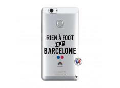 Coque Huawei Nova Rien A Foot Allez Barcelone