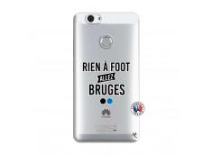 Coque Huawei Nova Rien A Foot Allez Bruges