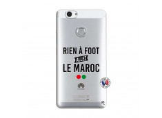 Coque Huawei Nova Rien A Foot Allez Le Maroc