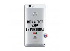 Coque Huawei Nova Rien A Foot Allez Le Portugal