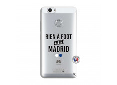 Coque Huawei Nova Rien A Foot Allez Madrid