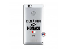 Coque Huawei Nova Rien A Foot Allez Monaco