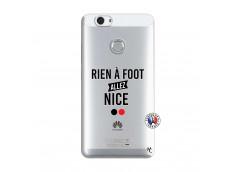 Coque Huawei Nova Rien A Foot Allez Nice