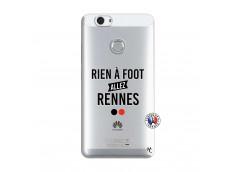 Coque Huawei Nova Rien A Foot Allez Rennes