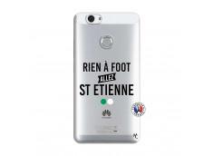 Coque Huawei Nova Rien A Foot Allez St Etienne