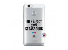 Coque Huawei Nova Rien A Foot Allez Strasbourg