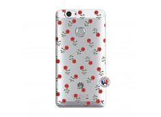 Coque Huawei Nova Rose Pattern
