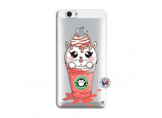Coque Huawei Nova Catpucino Ice Cream