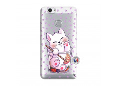 Coque Huawei Nova Smoothie Cat