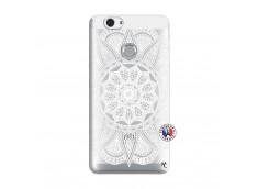 Coque Huawei Nova White Mandala
