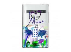 Coque Lg Optimus L3 I Love Miami
