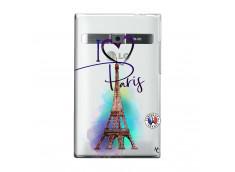 Coque Lg Optimus L3 I Love Paris