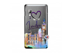 Coque Lg Optimus L5 I Love London
