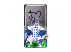 Coque Lg Optimus L5 I Love Miami