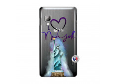 Coque Lg Optimus L5 I Love New York