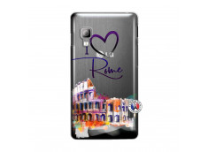 Coque Lg Optimus L5 I Love Rome
