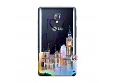 Coque Lg Optimus L7 I Love London