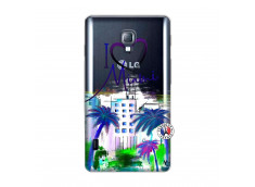 Coque Lg Optimus L7 I Love Miami