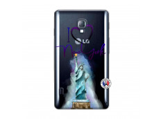 Coque Lg Optimus L7 I Love New York