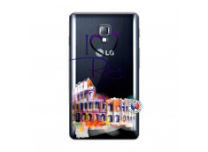 Coque Lg Optimus L7 I Love Rome