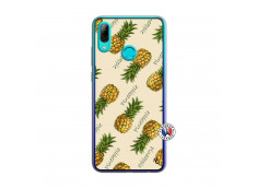 Coque Huawei P Smart 2019 Sorbet Ananas Translu