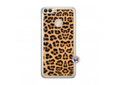 Coque Huawei P Smart Leopard Style Translu