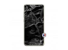 Coque Huawei P10 Lite Black Marble Translu