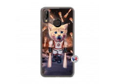 Coque Huawei P20 Lite Cat Nasa Translu
