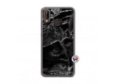 Coque Huawei P20 Lite Black Marble Translu