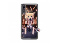 Coque Huawei P20 PRO Cat Nasa Translu